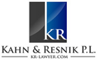 Miami - Ft. Lauderdale Attorney at Law | Kahn & Resnik P.L. Lawyers